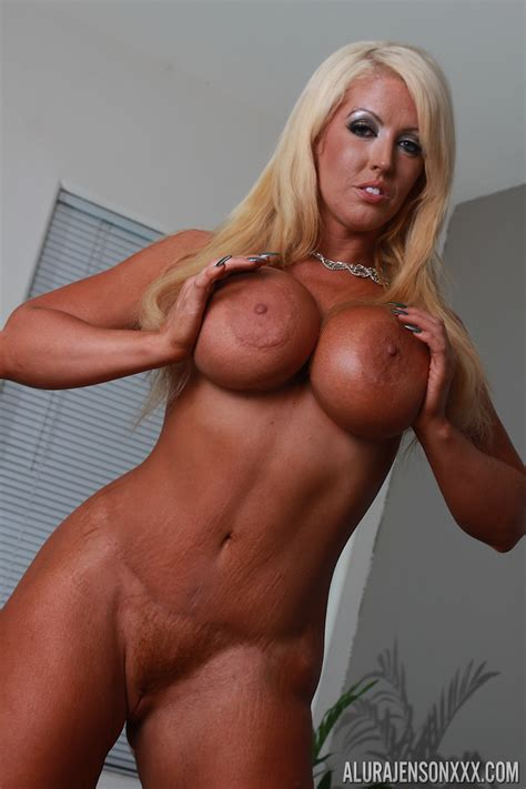 busty tanned mature platinum blonde milf with spectacular tits wearing red lingerie tgp
