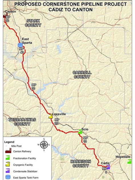 Marathon ramps up pipeline project | Free Press Standard
