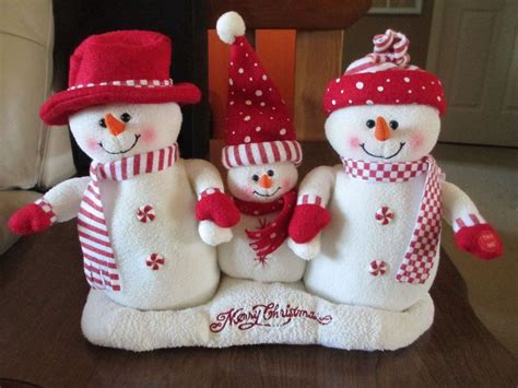 singing dancing snowman christmas decorations www