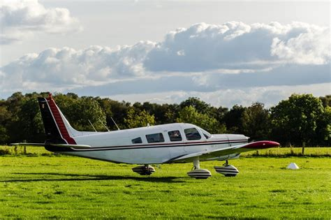 We have aircraft insurance services available. 1973 Piper PA-32-260 Cherokee Six Aircraft taking off from an airfield in Co. Offaly, Ireland ...