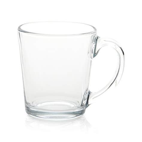 Desde muebles, blancos y decoraciones para el hogar hasta utensiliios de cocina, vajillas y más. Moderno Coffee Mug + Reviews | Crate and Barrel | Clear glass coffee mugs, Mugs, Glass coffee mugs