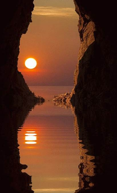 Amazing Sunset Sunsets Natural Imgfave Nature Pretty