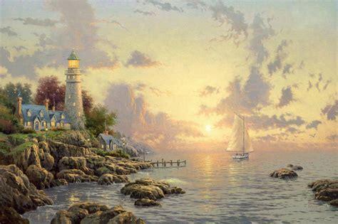 the painter of light the painter of light thomas kinkade mwindite