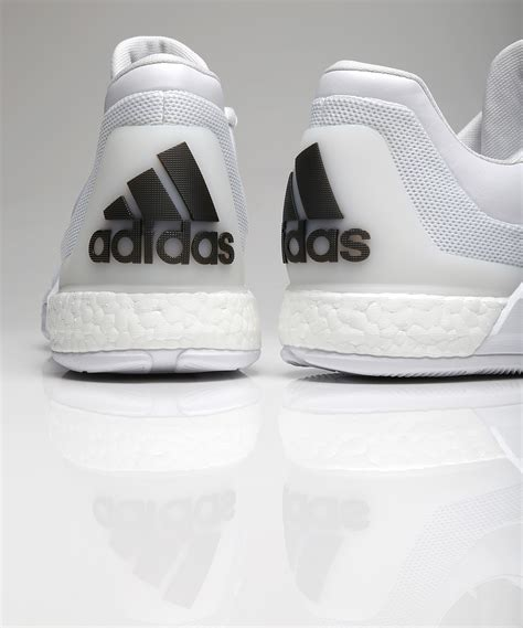James Harden will wear these all-white Adidas this year ...