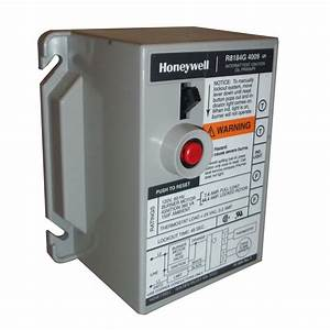 Honeywell Protecto Relay-r8184g4009