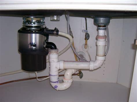 Plumbing Under Kitchen Sink Photo Under Mount Sink Hook