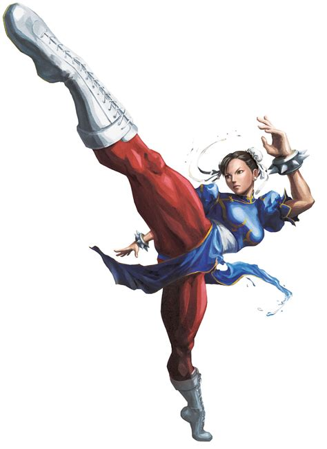 Chun Li Street Fighter X Tekken Wiki Fandom Powered By