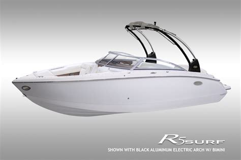 Cobalt Boats Rotating Sun Shade by Design Your Cobalt R5 Surf