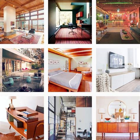 Five Accounts For The Ultimate Interior Design Inspiration