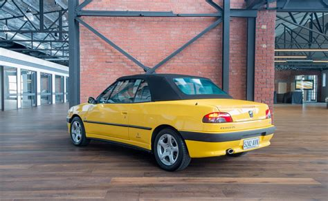 Peugeot 306 Cabriolet by 2001 Peugeot 306 Cabriolet For Sale Richmonds Classic