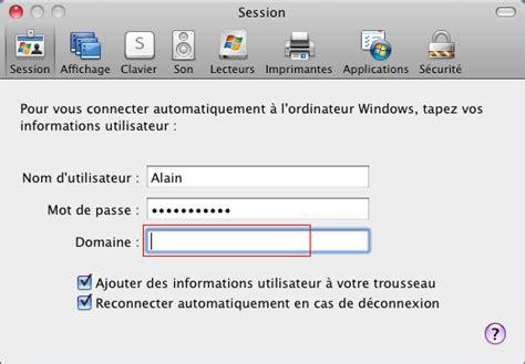 connexion bureau à distance mac bureau a distance mac 28 images contr 244 le d un