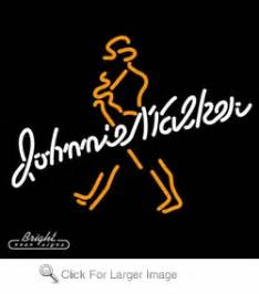 Johnnie Walker Whiskey Neon Sign only $299 99