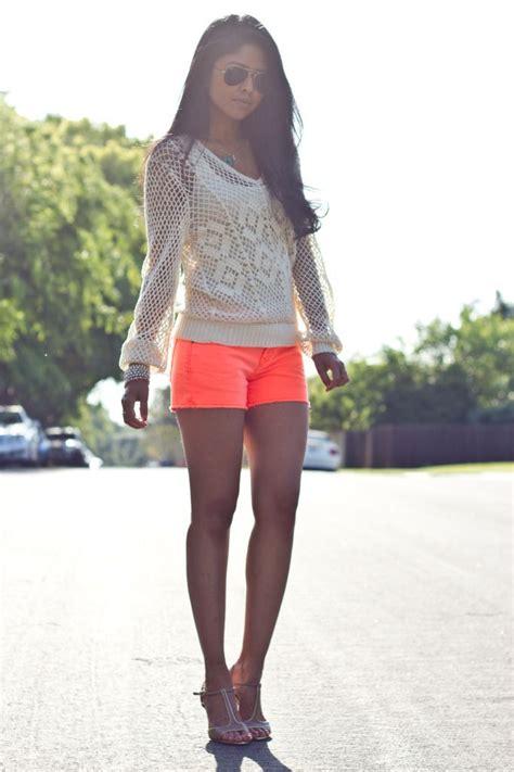 142 best shorts u0026 heels u2665 images on Pinterest   My style Feminine fashion and Casual wear
