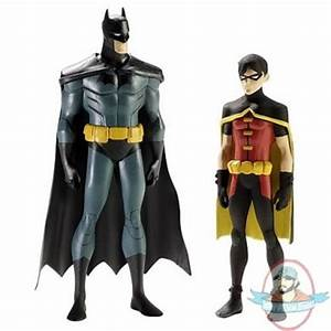 """DC Universe Young Justice Batman and Robin 4.25"""" Figure 2 ..."""