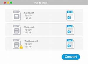officiel wondershare pdf to word converter pour mac With document pdf en word mac