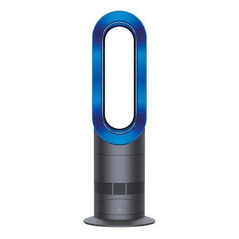 dyson am09 fan heater dyson am09 1500 watt electric portable fan heater blue