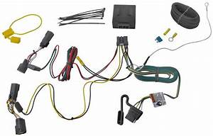2012 Ford Edge Custom Fit Vehicle Wiring
