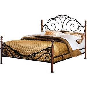 adison metal bed queen walmart com
