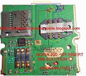 Nokia 100 Insert Sim Problem Repair Final Solution