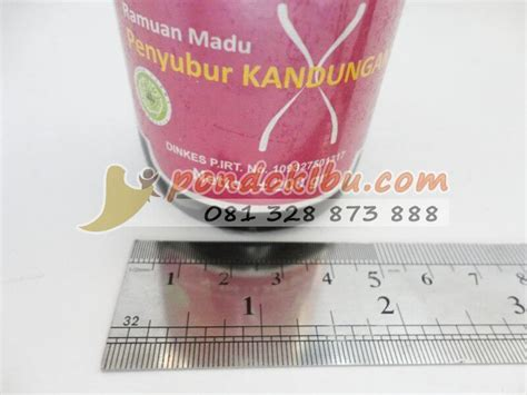 al wadey ramuan madu penyubur kandungan