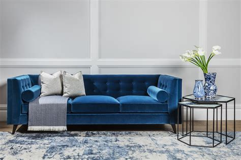 And The Settee by True Blue The Sofa Chair Company