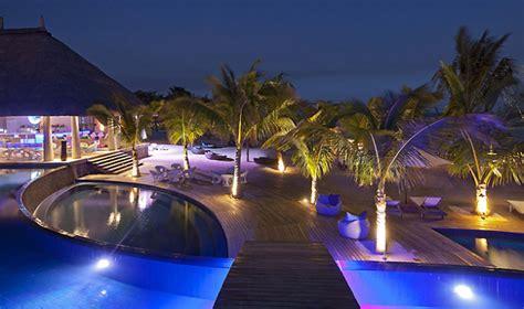 beach bars  beach club  domaine de bel ombre mauritius