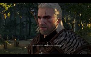 The Witcher 3 Wild Hunt Uncompressed PS4 Gameplay