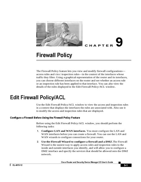 Firewall Resume by Firewall Policy Sle Free