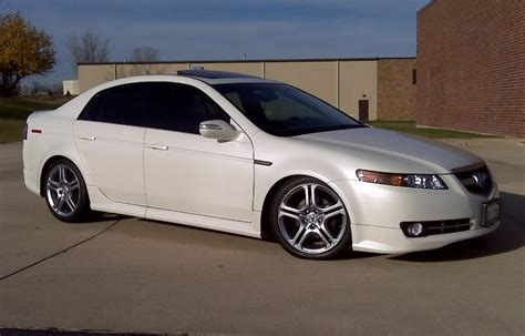 2004 Acura Tl Type S Specs by 2007 2008 Acura Tl Type S A Spec Come With The Foglight