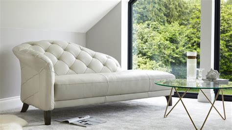 modern leather chaise lounge modern leather chaise lounge living room seating uk