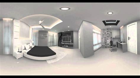 Vr 360 Degree Panorama 3d Interior