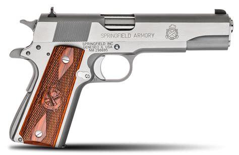 1911 Milspec 45acp Pistol  Stateoftheart Handguns