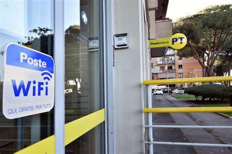 Poste Italiane Sedi Poste Italiane Wi Fi Gratuito Negli Uffici Della