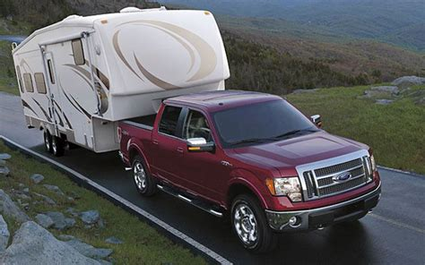 towing  trailer house ford  forum community