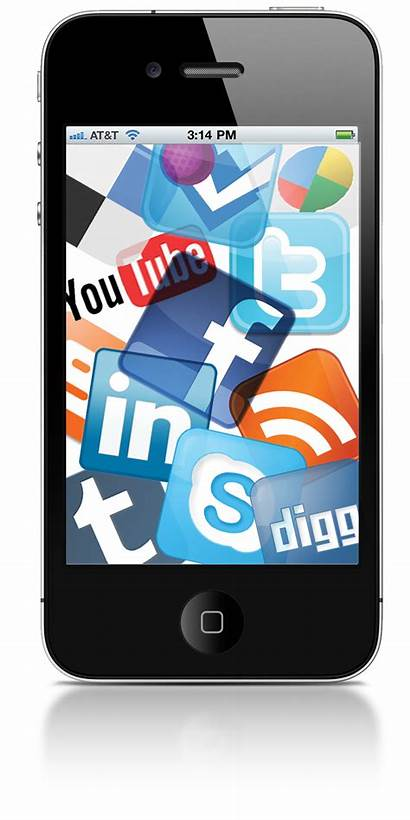 Social Mobile Integration Marketing Sosial Email Opt