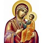Mary Jesus Orthodox Deviantart Icons Mother Madona