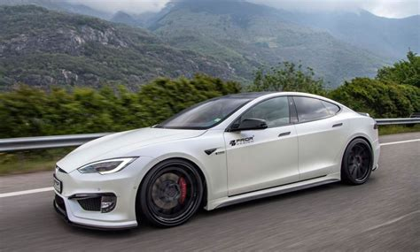 Prior Design Tesla Model S P100d Shows Ev Tuning Potential