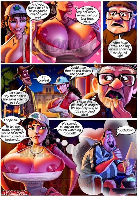 porno april o neil von cartoon
