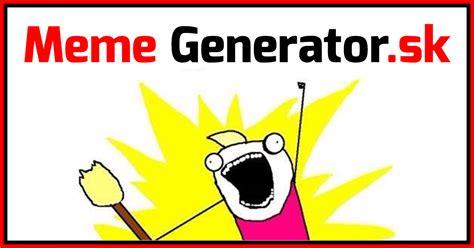 Meme Picture Generator - memegenerator sk