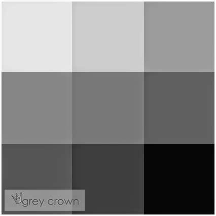 Ist Grau Eine Farbe by Grey Crown W H Y G R E Y