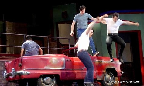 'grease' Promises Dance-out-loud Nostalgia In Morristown