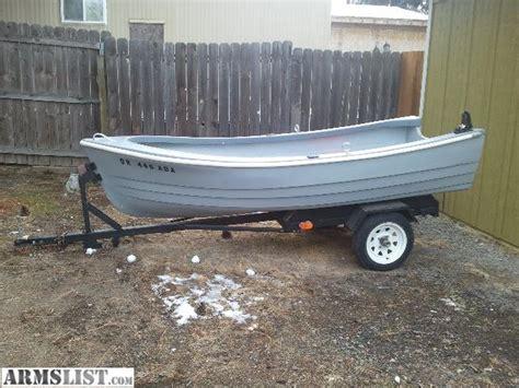 10ft Jon Boat Trailer by Armslist For Sale Trade 10ft Boat New Trailer 2 Motors