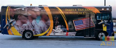Bus Wraps & Bus Graphics Los Angeles