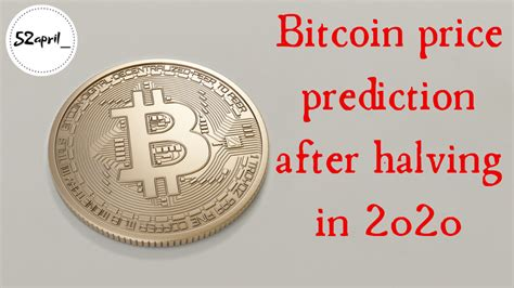 The third such event in bitcoin's history, it's as to be expected, there were large fluctuations in the bitcoin in the months surrounding this event. Bitcoin price prediction after halving in 2020 | by 52april_ | Medium