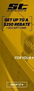 ST Rebate + ECS Gift Cards! / KONI Sale/Rebate! - Mini ...