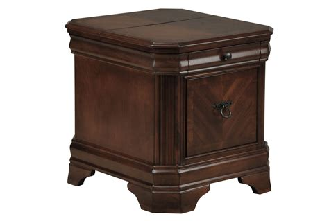 living spaces end tables hamlyn storage end table living spaces