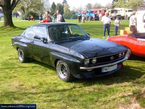 1973 Opel Manta by 1973 Opel Manta Gt Cars Pictures Wallpapers