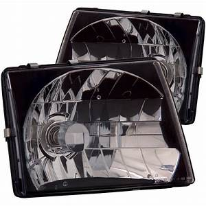 Anzo  121139  Anzo Usa Toyota Tacoma Crystal Headlights