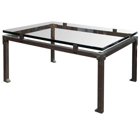 Iron And Glass Coffee Table Bestsciaticatreatmentscom