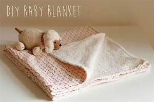 Babydecke Selber Machen : einfache babydecke selber n hen n hen ~ Frokenaadalensverden.com Haus und Dekorationen